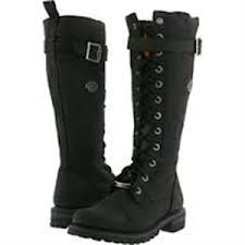 Harley Davidson womens Savannah Boots