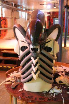 DIY: Alien Xenomorph Costume