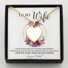 Perfect Gift For Wife Necklace Personlaized Upload Image – Family Love Gifts Great Gifts For Wife, Love Gifts, Working Mother, Working Moms, Upload Image, Glass Coating, Leather Notebook, Family Love, Perfect Photo