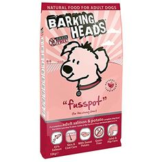 Barking Heads Fusspot Salmon and Potato Dry Mix 12 kg @ Do you want additional info? Click on the image. (This is an affiliate link and I receive a commission for the sales)