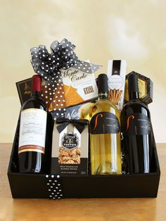 Wine Gift Baskets That Make Great Closing Gifts For Realtors: