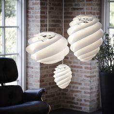 Le Klint - Swirl Lamps