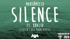 Marshmello ft. Khalid - Silence (Tiësto's Big Room Remix) | Available now ! http://www.tiestolive.fr/2017/09/marshmello-silence-ft.khalid-tiesto-remix.html