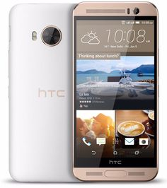 HTC One ME dual sim with 5.2-inch Quad HD display, 3 GB RAM, 64 bit Helio X10 SoC launched in India for Rs. 40500– Shopinpedia.com