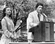 Bill and Hillary Clinton      pictures of arkansas - Bing Images