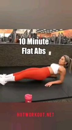 Belly Fat Killer Workout