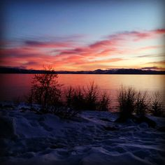 Tabitha's shot of Lake Tahoe.