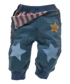 Denim Stars & Stripes Pants - Infant, Toddler & Boys by Vicious Wear #zulilyfinds