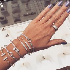 Come and check out the Charles Garnier Paris collection, a dynamic line created for all women!