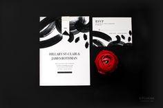 Ottawa Wedding Magazine feature on LaFabère Wedding Invitations Wedding Invitation Design, Custom Invitations, James Bond Wedding, Special Day, Rsvp, Artsy, Chic Wedding, Wedding Stuff, Fine Art