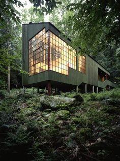 Bohlin Cywinski Jackson | Forest House