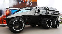 As a part of the Summer of Mars Kickoff Event at Kennedy Space Center Visitor Complex, NASA has unveiled its Mars 2020 Rover concept.