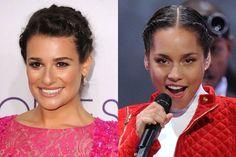 People's Choice Awards Hair: Helmet Braids Dominate - The Cut helmet braid, braid domin
