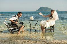 Fun in the sun! Wedding Venues, Wedding Photos, Wedding Ideas, Greek Wedding, Weddings, Fun, Beautiful, Wedding Reception Venues, Marriage Pictures