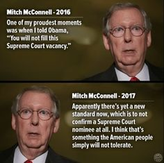 GOP hypocrites. Especially this asshole. Send him back to skankwater Kentuck that spawned this fuck.