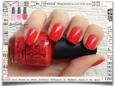 My paprika is hotter than yours! By OPI