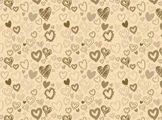 """""""Bege Hearts"""" by Lelê14"""