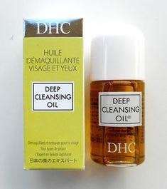 DHC Deep Cleansing Oil - Huile démaquillante
