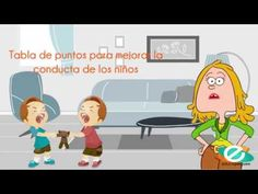 Tabla de puntos para mejorar la conducta de los niños