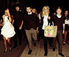 One Direction and Little Mix, XFactor 2011