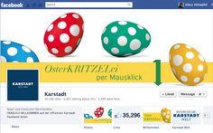 Easter Special for German Retailer Karstadt