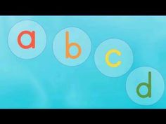 Bubbles ABC Song linked to 31 abc and 123 videos Bubble Alphabet, Alphabet Video, Alphabet Sounds, Pre Reading Activities, Abc Activities, Preschool Songs, Reading Groups, Abc Songs, Kids Songs