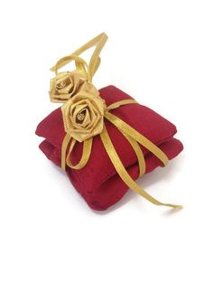 Wedding favour Unique favour  Red favour gold by CraftCelebration