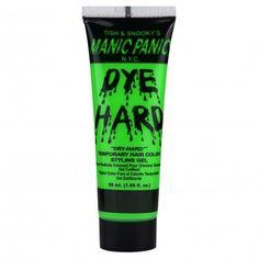 Electric Lizard® DYE HARD® Temporary Hair Color Styling Gel 1.66oz