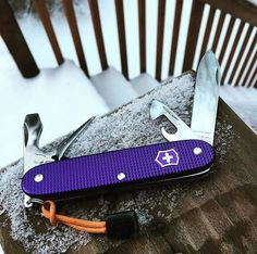 Who's ready for the snow this weekend?! CONGRATS to our #PictureOfTheWeek winner @myaffex. Our next winner will be announced February 5th, so send us/tag us in your best shots! #SwissArmyKnife #EDC #MultiTool #VictorinoxSwissArmy