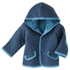 Cherokee® Newborn Boys' Tailcoat - Banner Blue