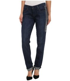 Paige Paige  Pieced Jimmy Jimmy Skinny Dart in Lange Dart Embellished Lange Dart Embellished Womens Jeans for 104.99 at Im in!