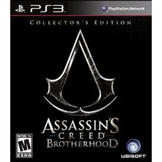 Amazon.com Product Description        Assassin's Creed: Brotherhood is an epic action game for PlayStation 3 set across a blend of present and historical time periods, that places the player in the role of the leader of a Renaissance-era guild of assassins out for vengeance against the remnants of the Knights Templar. Set primarily in Rome, this sequel to the critically acclaimed Assassin's Creed II features returning characters from the previous game and includes new featur