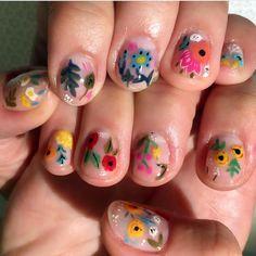 Trendy ideas for manicure natural nails negative space Cute Nails, Pretty Nails, Nail Polish, Short Nails, Nail Arts, Manicure And Pedicure, Nail Inspo, Wedding Nails, Wedding Art