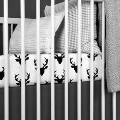 Deer Crib Sheet - Th