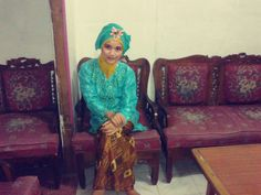kebaya batik from Indonesian