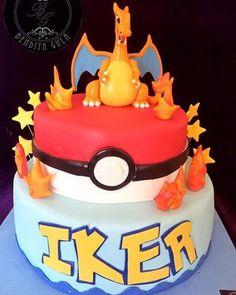 Torta charizard pokemon