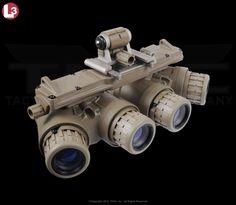 Ground Panoramic Night Vision Goggle