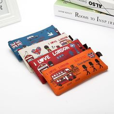 London style Pencil Pen Case Cosmetic Makeup Bag Pouch Holder Women Cosmetic Bags Fresh purse zipper Coin case Free Shipping  #purse #style #fashion #stylish #beauty #beautiful #outfitoftheday #outfit #makeup #jewelry #jennifiers #hair #styles #model #cute