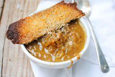 Sopa de Cebola Reconfortante