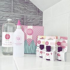 Lovely shower gels from t by tetesept bibifashionable cosmetic kitchen selfmade shower gel diy bibifashionable solutioingenieria Image collections