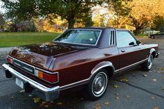1978 Ford Granada Ghia Two-Door