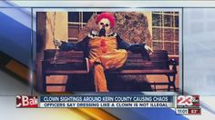 The Truth About the Clown Epidemic