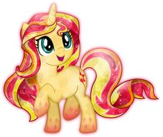 Rainbow Power: Crystal Sunset Shimmer by TheShadowStone on DeviantArt