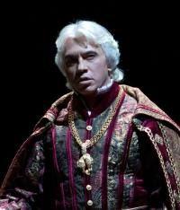 """Dmitri Hvorostovsky in Verdi's opera """"Ernani."""" Source: The Metropolitan Opera / Press Photo"""