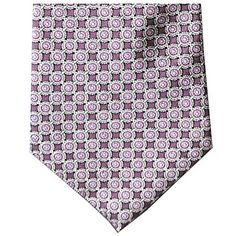 Necktie Emporium Men's Silk Woven Maroon and Purple Circular Pattern Clip-On Necktie  http://www.yourneckties.com/necktie-emporium-mens-silk-woven-maroon-and-purple-circular-pattern-clip-on-necktie/