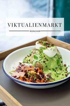 Ein kulinarischer Guide für den Viktualienmarkt in München