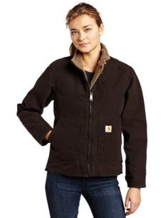 What a steal!!:$42.50 - $95.00 Don't miss OUT!!! on Carhartt Women's Womens Sandstone Canyon Jacket