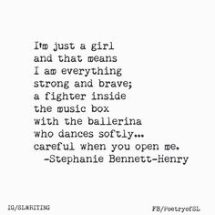 #stephaniebennetthenry #poem #poetry #writing #quote