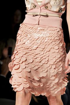 ~` gorgeous flutter skirt `~