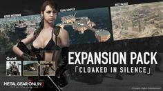 Metal Gear Online'ın 'Cloaked in Silence' DLC'si 15 Mart'ta Geliyor
